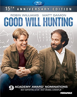 Good Will Hunting 15th Anniversary Edition (Blu-ray Disc) 9136699
