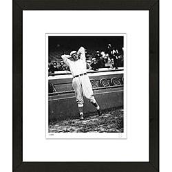 RetroGraphics Christy Mathewson 1914 Framed Sports Photo