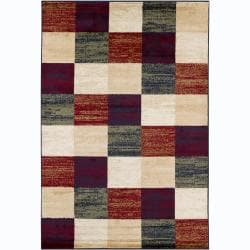Mandara Contemporary Multi Geometric Polypropylene