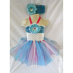 Just Girls Baby Girl Tutu Dress Set