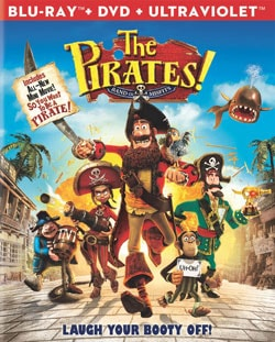 The Pirates! Band of Misfits (Combo) (Blu-ray/DVD) 9154416