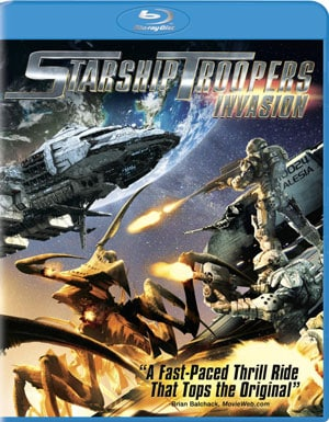 Starship Troopers: Invasion (Blu-ray Disc) 9154420