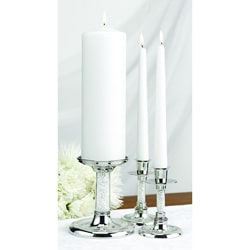 HBH Glittering Beads Candle Stand Set