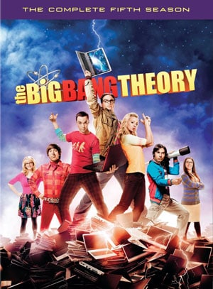 The Big Bang Theory: The Complete Fifth Season (DVD) 9179188