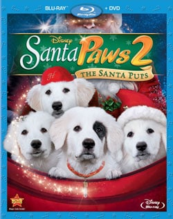 Santa Paws 2: The Santa Pups (Blu-ray/DVD) 9179204