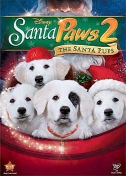 Santa Paws 2: The Santa Pups (DVD) 9179205
