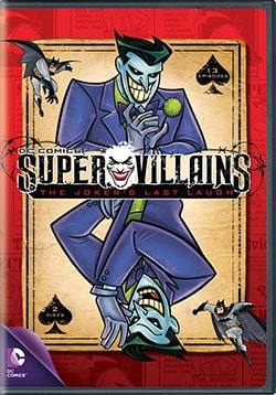 Super Villains: The Jokers Last Laugh (DVD) 9179207