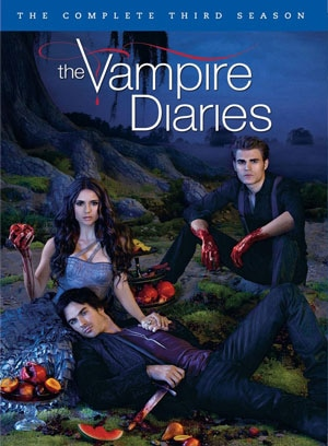 The Vampire Diaries: The Complete Third Season (DVD) 9179216