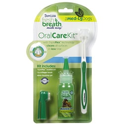 Tropiclean Fresh Breath Oral Care Large Kit