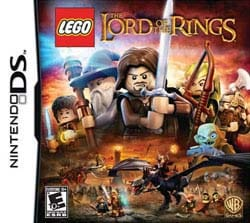 Nintendo DS - LEGO Lord of the Rings 9183149