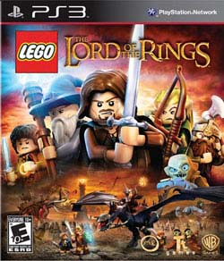 PS3 - LEGO Lord of the Rings 9183151