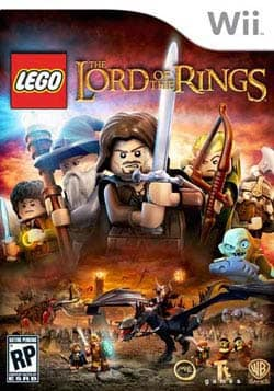 Wii - LEGO Lord of the Rings