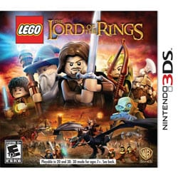 Nintendo 3DS - LEGO Lord of the Rings 9183154