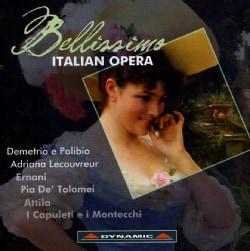 BELISSIMO ITALIAN OPERA - BELISSIMO ITALIAN OPERA 9183286