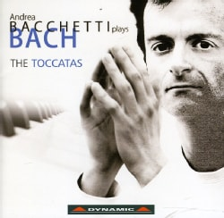 J.S. BACH - TOCCATAS 9183621