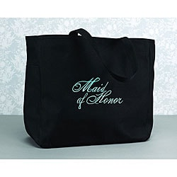 HBH Maid of Honor Flourish Tote Bag
