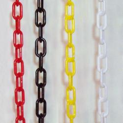 EquiCross Plastic Chain - 6mm/1.5 inch (50 Foot Bag)