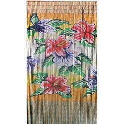 Curtain Tropical Flowers (Vietnam)
