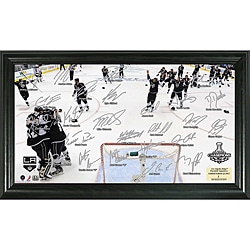 Stanley Cup 2012 Champions Celebration Signature Rink 9193083