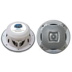 "Lanzar AQ5CXS 400W 5.25"" 2-Way Marine Speakers"