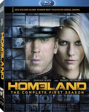 Homeland: Season 1 (Blu-ray Disc) 9200391