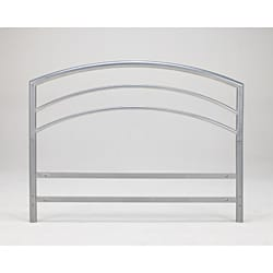 Arch Flex E King-size Silver Metal Headboard