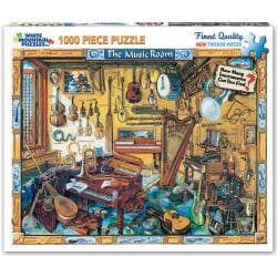 Music Room 1000-piece Jigsaw Puzzle