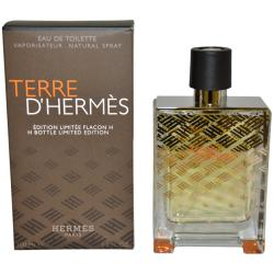 Hermes Terre DHermes Limited Edition Men's 3.4-ounce Eau de Toilette Spray