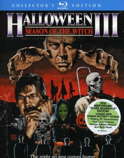 Halloween III: Season Of The Witch (Collector's Edition) (Blu-ray Disc) 9203555