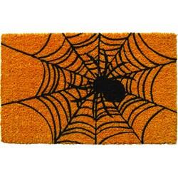 Sticky Spider Web Non-slip Doormat