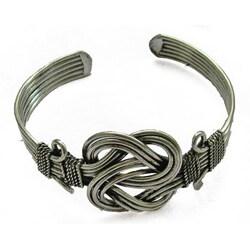 Buddha Knot Cuff (India)