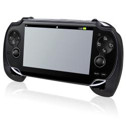 INSTEN Black Hand Grip for Sony PlayStation Vita