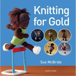 Search Press Books-Knitting For Gold