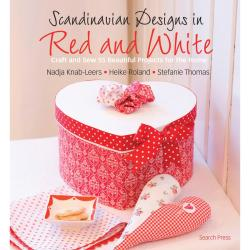 Search Press Books-Red And White