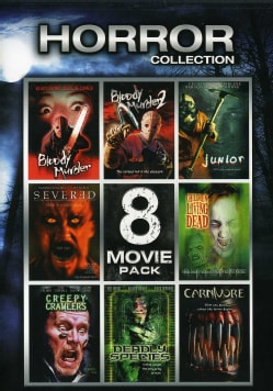 Horror Collection 4 (DVD) 9217014