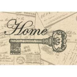 "Handmade Collection Antique Key Stamped Embroidery Kit-11""X8"""