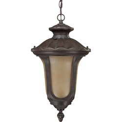 Beaumont 1 Light Fruitwood Hanging Lantern 9218476