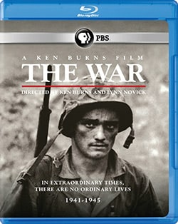 The War: A Ken Burns Film (Blu-ray Disc) 9221430
