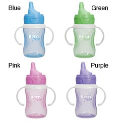 Born Free 7-ounce Trainer Cup