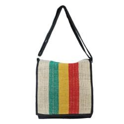 Natural Rasta Messenger Bag (Nepal)
