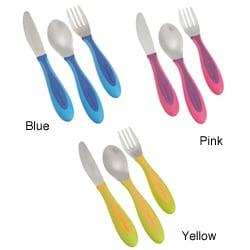Gerber Stainless Steel Tip Kiddy Cutlery Set