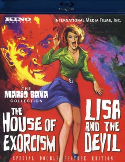Lisa and the Devil/The House of Exorcism: Remastered Edition (Blu-ray Disc) 9233246