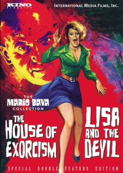 Lisa and the Devil/The House of Exorcism: Remastered Edition (DVD) 9233256