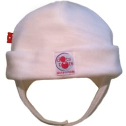 Organic Cotton Infant Ear Protection Hat