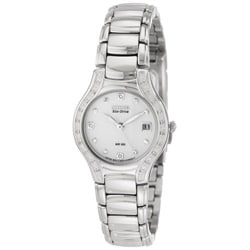 Citizen Women's EW097051B Eco Drive Silhouette Diamond Watch