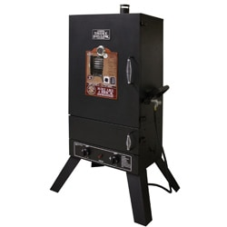 "Smoke Hollow 44"" Vertical 2-door Gas Smoker"