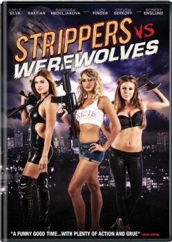 Strippers Vs. Werewolves (DVD) 9241376