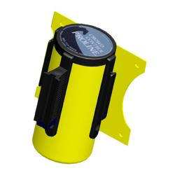Crowd Control Pro Line Yellow Retractable 9-foot Belt Barrier