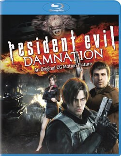 Resident Evil: Damnation (Blu-ray Disc) 9251265