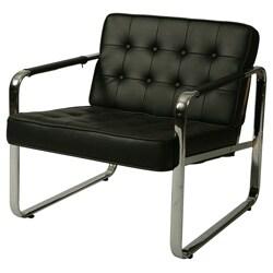 Tibet Black Club Chair